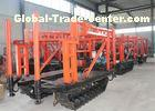 XY 3 Crawler Mounted Drill Rig Electric Power Type For Water Well / Railways