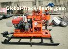 Small Water Well Drilling Rig / XY-1A Portable Rock Drilling Machines