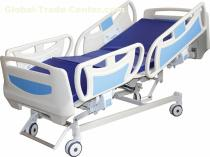 Electric hospital bed with five function