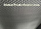 Aluminum Stainless Steel Square Wire Mesh , 2x2 Welded Wire Mesh Panels