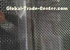 Architectural Stainless Steel Square Wire Mesh / Half Inch Square Wire Mesh