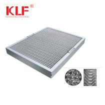 Commerical range hood grease trap Kitchen honeycomb filter
