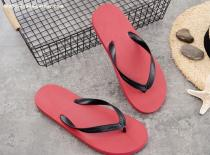 SOLID COLOR SIMPLE FASHION BEACH SHOES