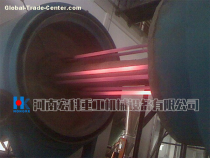 Electric  Zinc Oxide rotary Kiln for Sale