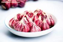 High Quality Purple Garlic