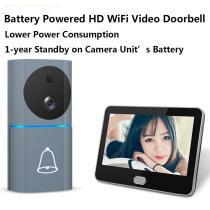 Photo Supports IOS/Android 2 way battery wireless intercom doorbell prices wireless intercom telephone
