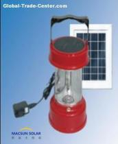 Hot Sale 4V 3500 mAH Battery Powered Outdoor Solar Portable Lanterns