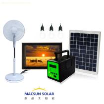 Whole House 200 W Off Grid AC Home Solar Power System