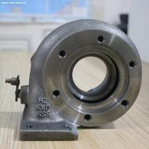 Cast Ductile Iron Turbocharger Housing