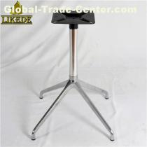 New Y shaped aluminium table base legs metal table base leg for dining/restaurant/coffee/cafe/marble/beer table