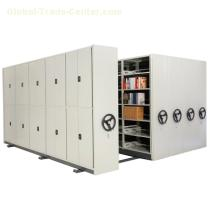 high density mobile shelving storage system  installation solutions