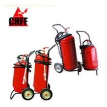 wheel dry powder fire extinguisher