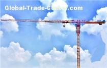 Tip Load of 2.6tons Construction Building Tower Crane