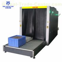 Large tunnel  x-ray screening scanner machine for cargo security scanning