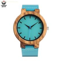 XINBOQIN Manufacturer Top Selling Products Luxury Tide Fashion Trend Design Quartz Men Wood Watch