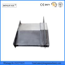 CNC Steel Plate Guide Shield