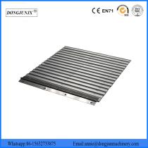 Roll Up Protective Cover Aluminium Cover