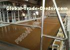 Three Wires Corrugated Cardboard Production Line Easy Control Raw Material