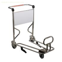 X315-BG2J Airport luggage cart/baggage cart/luggage trolley