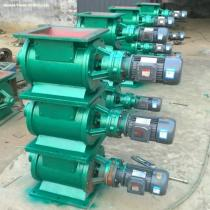 Motor chain drive electric valve rotary valve