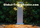 Outdoor Waterproof Garden LED Lawn Lamp IP65 Driver Founded 85 - 265V