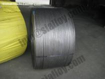the specification and usage of cored wire