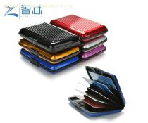 ABS Card Case Bag for Protect 13.56mhz RFID Bank Card,Paper RFID Blocking Sleeve