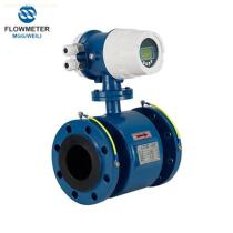 Wastewater Flow Meter, Mechanical Smart Electromagnetic Flowmeter