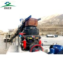 hydraulic cone crusher for iron ore