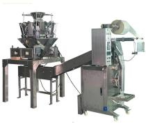 VFM200GL with multiheads weigher -- Economic granule packaging machine