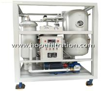 Vacuum Turbine Oil Purifier,Emulsion Oil Purification Plant , Vacuum Turbine Oil Purification Plant