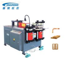3*4Kw Motor Power Hydraulic Copper/Aluminum Busbar Processing Machine