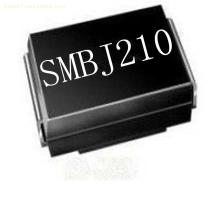Free Samples 600W 210V DO-214AA Case SMBJ210A/CA TVS Chip Rectifier Diode