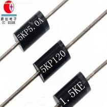 Original Rectifiers 5000W 120V R-6 Case 5KP120A/CA TVS Chip Rectifier Diode Free Samples