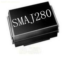 Free Samples 400W 280V DO-214AC Case  SMAJ280A/CA TVS Chip Rectifier Diode
