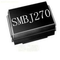 Free Samples 600W 270V DO-214AA Case SMBJ270A/CA TVS Chip Rectifier Diode