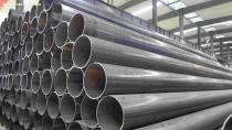 building material q195/q235 ERW welded high quality tube,erw carbon steel tube st52 grade weld carbon mild steel pipe china astm a500 grade