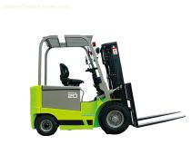 Four Wheels Batterforklift