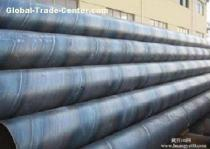 SSAW Steel Pipes,API 5L SSAW Steel Pipes,API 5L SSAW Steel Pipes Manufacturer,ASTM A252 SSAW Steel Pipes
