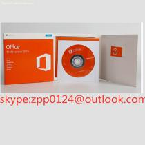 Microsoft Office 2016/Office 2016 Professional Edition OEM 32/64 DVD English Packaging Online Activation