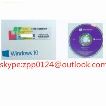 Wholesale genuine windows 10 pro OEM dvd box win 10 professional oem DVD 64 bit package