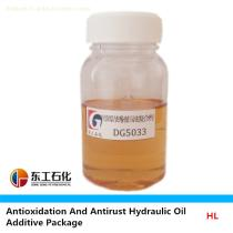 Antioxidant and Antirust Hydraulic Oil Additive Package DG5033