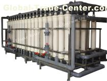 Ultrafiltration system water treatment equipment