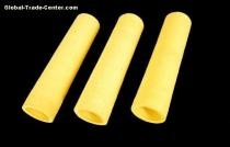 Kevlar Industries Felt Fabric Yellow Felt Roller Sleeve 10mm Thickness