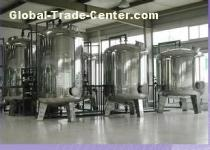 stainless steel or carbon steel Mechanical filter, quartz sand filter, activated carbon filter for water treatment