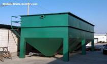JH5-50 sedimentation tank for sewage treatment , settling tank Inclined Tube sedimentation tank equipment for sewage treatment