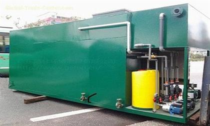 MBR-1-2-5-10 MBR sewage treatment plant,Membrane Bioreactor sewage treatment system, MBR domestic and urban sewage treatment system