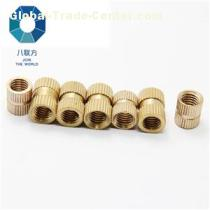 Brass Bush Insert Nut For Electric Meter