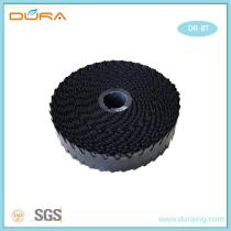 Black Color Tooth Type Cellulose Acetate Film for Shoelace Tipping Machine