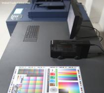 Flatbed Printer, color offset printing machine, sticker printing machine